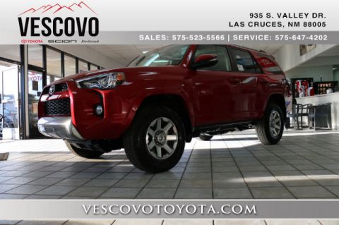 New 2016 Toyota 4Runner Trail Premium With Navigation & 4WD